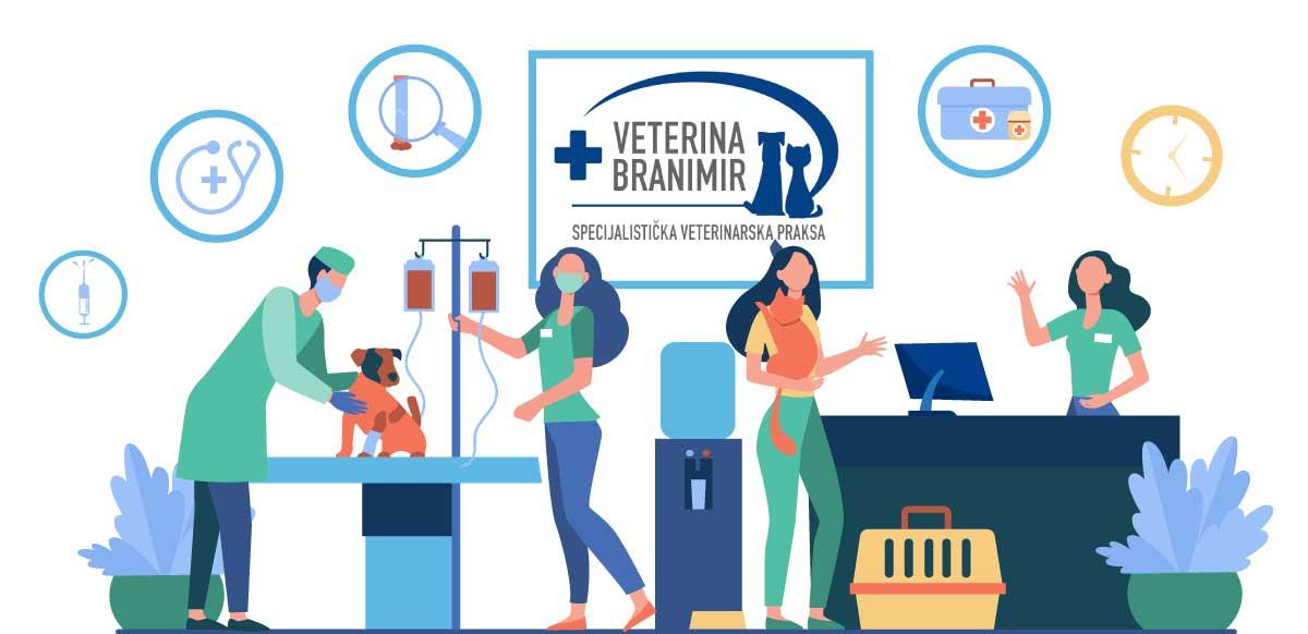 Dežurni veterinar Zagreb